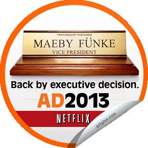 File:AD GetGlue Stickers - Maeby Fünke 02.PNG
