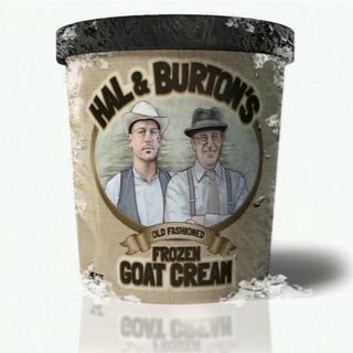 The Frozen Goat Cream is first mentioned in