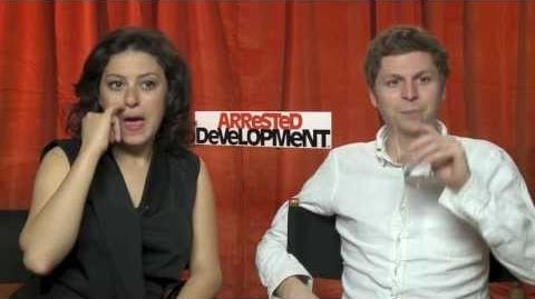 Arrested Development Interviews London Netflix Premiere