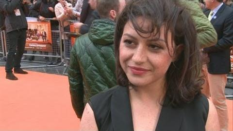 Arrested Development's Alia Shawkat only watches her own work