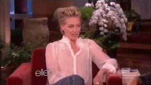 Portia de Rossi on The Ellen DeGeneres Show - 22nd May 2013