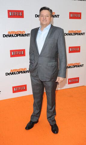 File:2013 Netflix Premiere London - Ted Sarandos 01.jpg