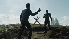 Thawne kills Ray Palmer