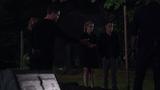 Sara Lance's burial
