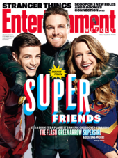 Entertainment Weekly - November 18, 2016 issue