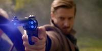 Rip Hunter's gun