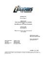 DC's Legends of Tomorrow script title page - Pilot, Part 1.png