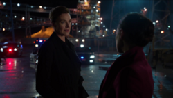 Lillian betrayed by Lena and arrested