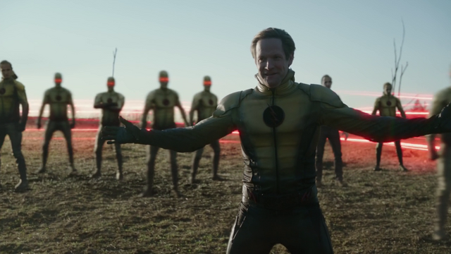 File:Eobard brings a multitude of time remnants to face the Legends.png
