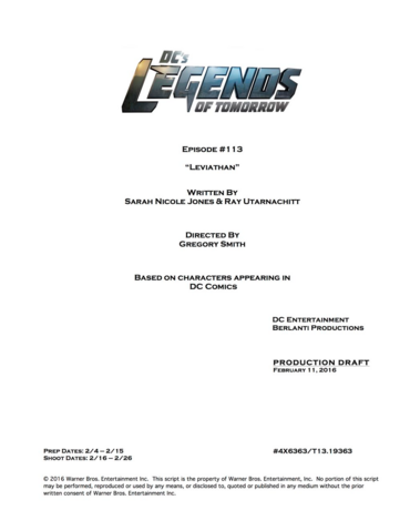 File:DC's Legends of Tomorrow script title page - Leviathan.png