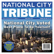 National City Voted Best Place To Be Yourself National City Tribune