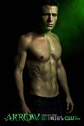 Roy Harper season 2 shirtless promo