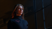 Kara black outfit