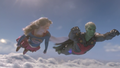 Supergirl and J'onn fly together.png