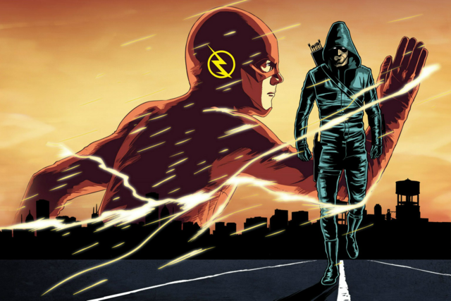 File:The Arrow and The Flash - Arrowverse Timeline.png