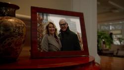 Portrait of Clarissa and Martin Stein
