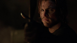 Oliver aims at Fyers to kill him