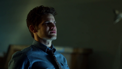 Winn being held hostage by his father
