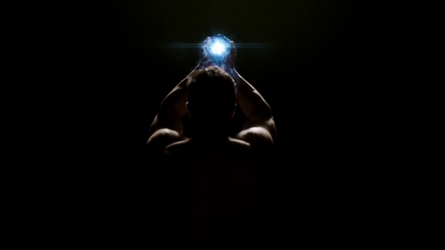 File:Savitar wields the Philosopher's Stone as a man.png