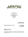 Arrow script title page - The Huntress Returns.png