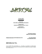 Arrow script title page - The Scientist.png
