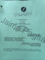 The Flash script title page - The Flash Is Born.png