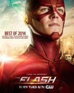 The Flash February sweeps 2014 poster 2