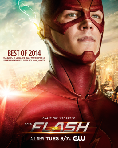 Файл:The Flash February sweeps 2014 poster 2.png