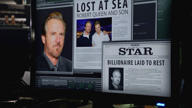 File:Oliver Queen reads a news article on his father's burial.png