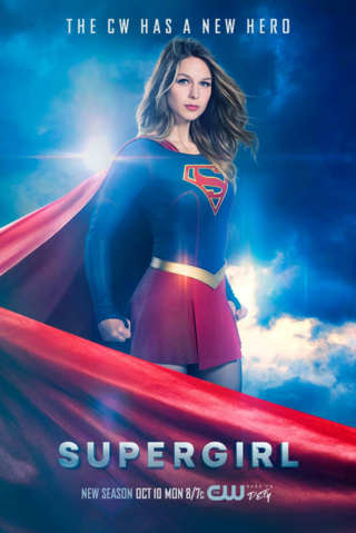 File:Supergirl season 2 poster - The CW Has a New Hero.png