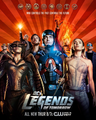 DC's Legends of Tomorrow season 1 poster - Who Controls the Past Controls the Future.png