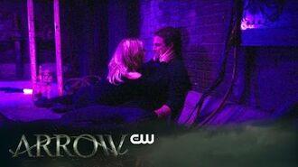 Arrow Underneath Trailer The CW