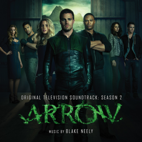 File:Arrow - Original Television Soundtrack Season 2.png
