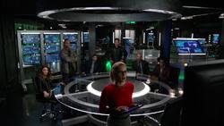 Team Arrow finds information about James Edlund