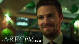 Arrow Inside Arrow Missing The CW