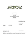 Arrow script title page - The Candidate.png