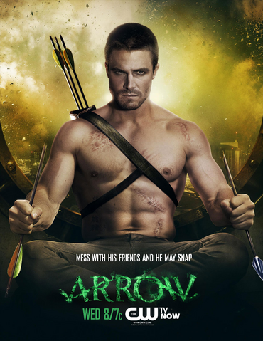 Arquivo:Arrow promo - Mess with his friends and he may snap.png