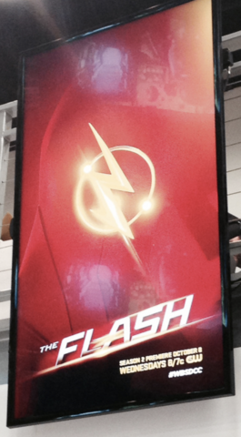 File:The Flash season 2 SDCC poster.png