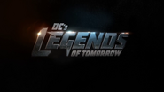 DC's Legends of Tomorrow season 1 title card