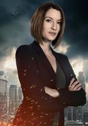Alex Danvers season 2 character portrait
