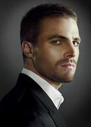 Oliver Queen promo mid-shot