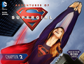 Adventures of Supergirl chapter 2 cover.png