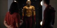 Kid Flash suit