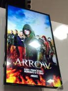 Arrow season 4 SDCC poster