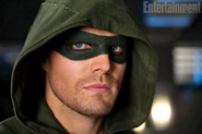 The Arrow masked promo