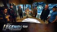 DC's Legends of Tomorrow Fellowship of the Spear Scene The CW