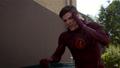 Barry Allen experiencing dizzy spells.png