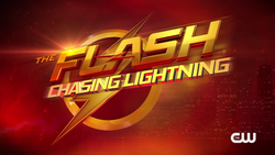Chasing Lightning title card
