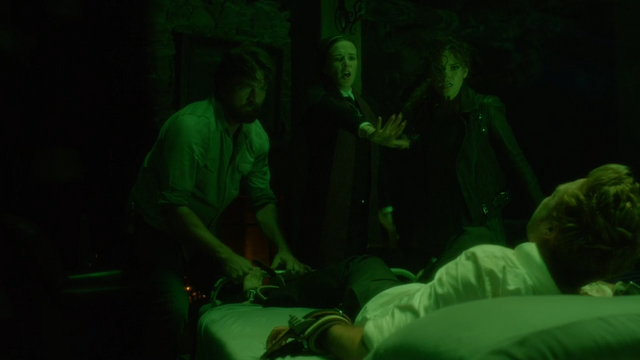 File:Anne Marie banishing the demon Pazuzu from Constantine.png