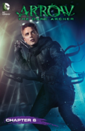 Arrow The Dark Archer chapter 6 digital cover